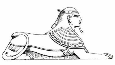 mythologie le spinx ou la spinge