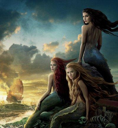 mythologie Les sirènes