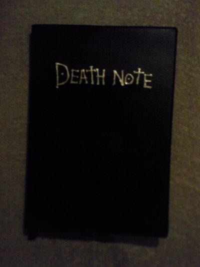 Mon Death Note