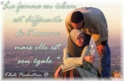 la femme en ISLAM ...