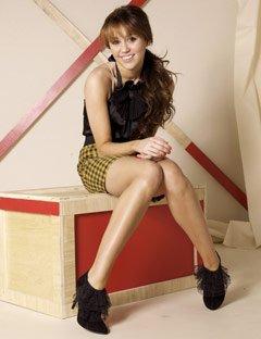 ♫♪ 100 % Miley Ray Cyrus ♫♪