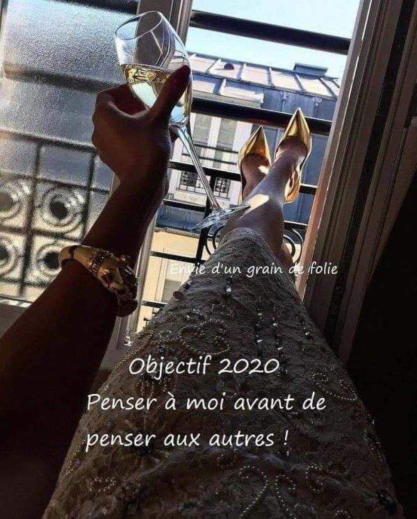 Les bonnes résolutions pour 2020