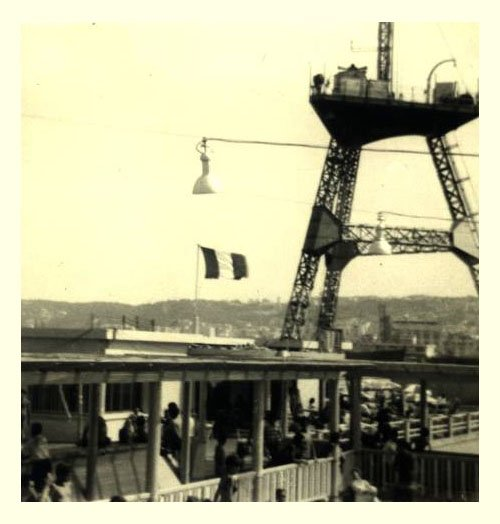 Quand le drapeau flottait
