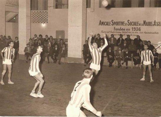 Association Sportive et Sociale de la Mairie d'Alger