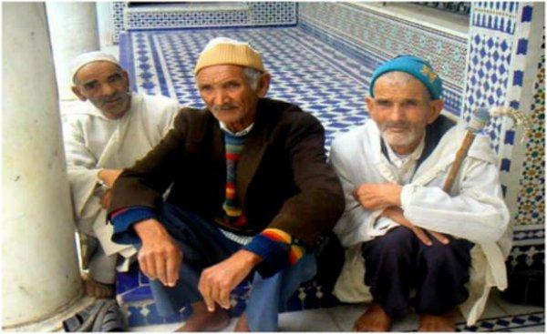 Ah Boualem Sansal ! Et Cédric Fournier ! Centenaires Algérien