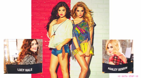 Lucy Hale ou Ashley Benson