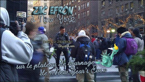 → Zac EFRON // Candids . • ˙ • . • ˙ • . • ˙ • . • ˙ • . • ˙ • . • ˙ • . • ˙ • . • ˙ • . •˙ • .  DAILY-ZEFRON ★.•°•.•Zac en pause ???•.•°•.★  « plateau de tournage de New Year's Eve » - . • ˙ • . • ˙ • . • ˙ • . • ˙ • . • ˙ • . • ˙ • . • ˙ • . • ˙ • . •˙ • .  « 23.02.2011 »
