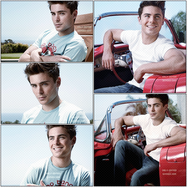→ Zac EFRON // PhotoShoot - . • ˙ • . • ˙ • . • ˙ • . • ˙ • . • ˙ • . • ˙ • . • ˙ • . • ˙ • . •˙ • .  DAILY-ZEFRON ★.•°•.•PARADE MAGAZINE•.•°•.★  « OutTake » - . • ˙ • . • ˙ • . • ˙ • . • ˙ • . • ˙ • . • ˙ • . • ˙ • . • ˙ • . •˙ • .  - « 01.05.2011 »