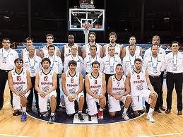 Voici les trois equipes favorites du basket masculin JO 2012