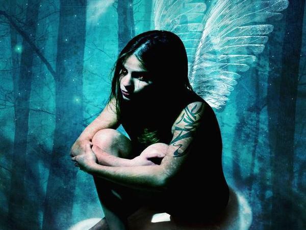 sérénité?.....même les anges pleurent.....