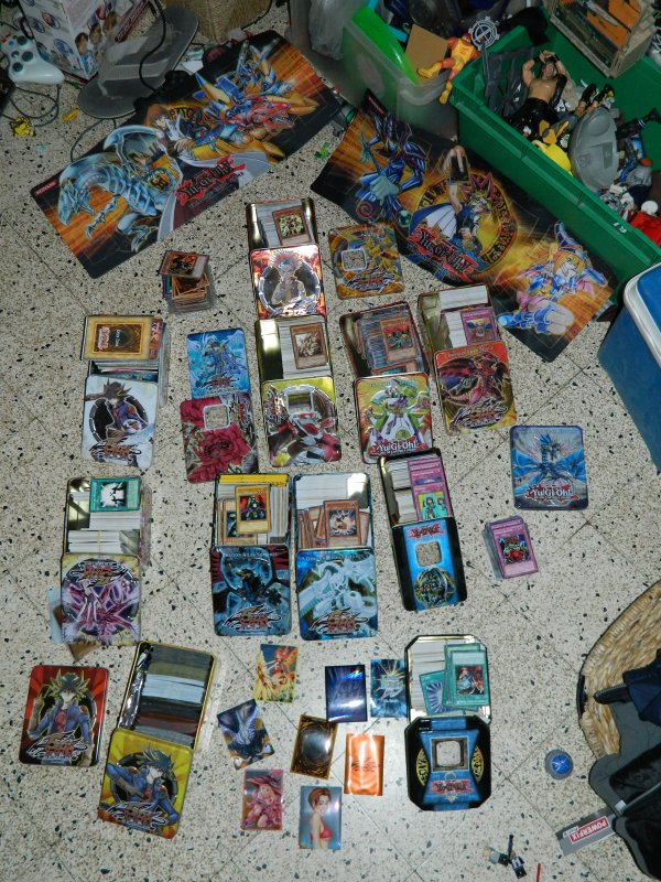 ma collection yugioh
