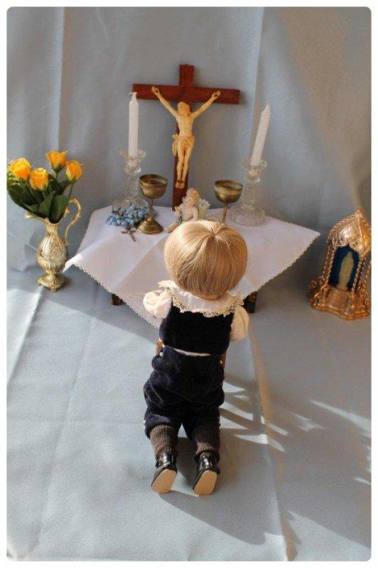 Rien n'est impossible si nous nous tournons vers Dieu dans la prière.