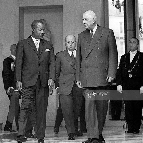 26 DÉCEMBRE 1959: SIGNATURE DU PACTE COLONIAL ENTRE LA FRANCE ET LE CAMEROUN