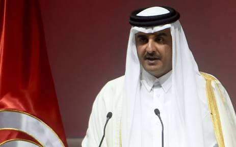 Le discours de Son Altesse Tamim Ben Hamad Al Thani, Emir de Qatar