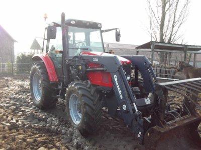 new tracteur de la ferme