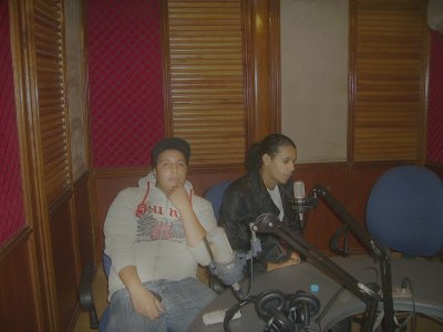 DjanYos ..  Rhyme-ko D_ Lachwar  Sur Radio  (Mfm Souss)
