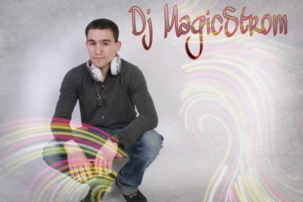 BY DJ MAGICSTROM