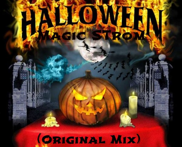 HALLOWEEN J-2 TRACK MAGIC STROM