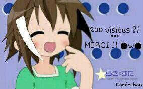 200 visites !! ○.○