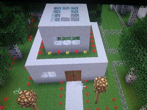 Futur maison du quartier moderne