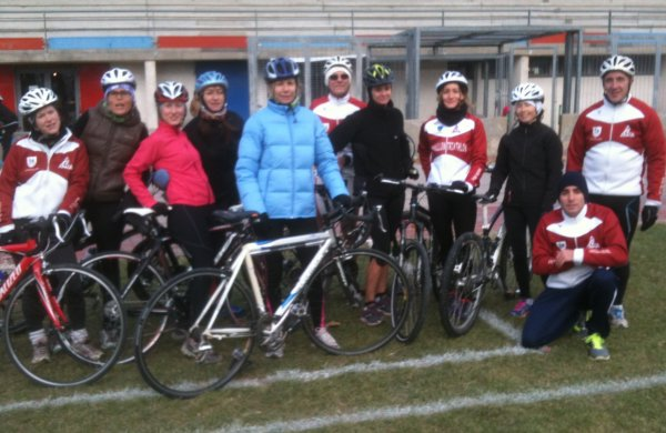 FORMATION TRANSITION ET RUN AND BIKE