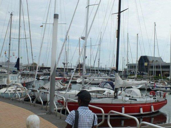 Journée a Oostende avec la famille