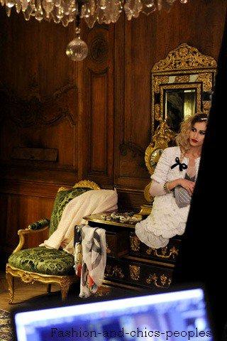 Alice Dellal, nouvelle égérie Chanel