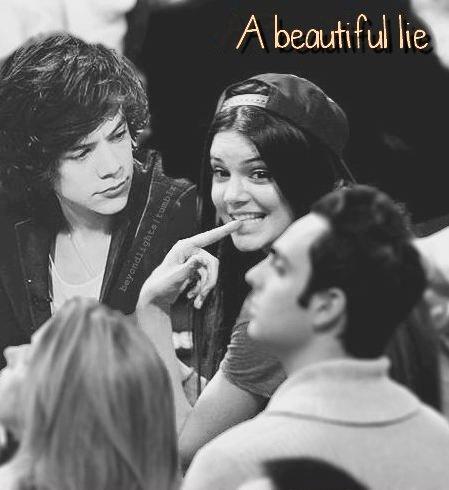 It's a beautiful lie,
