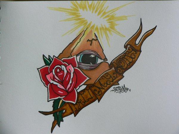 Dessin Style Tattoo