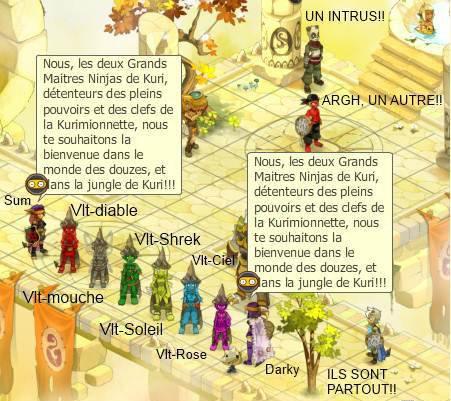 Team Vlt Sur kuri