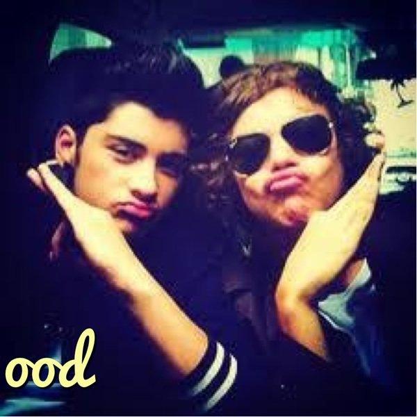 Zayn et Harry