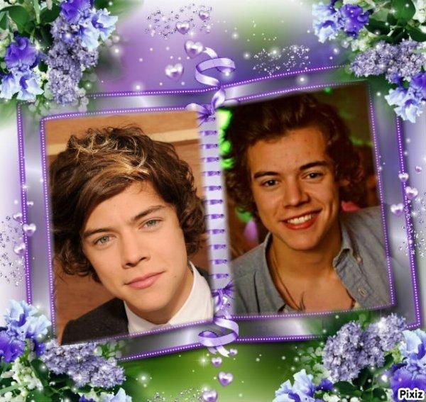 Harry Avant et Après !