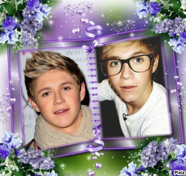 Niall Avant et Après!