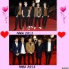 Les One Direction au NRJ Music Awards