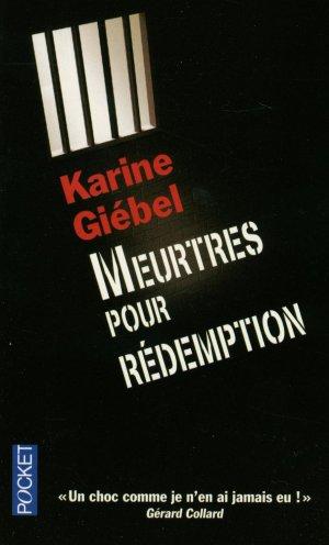 Meurtres Pour Rédemption de Karine Giébel