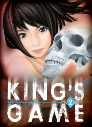 King's Game T2 de Nobuaki Kanazawa