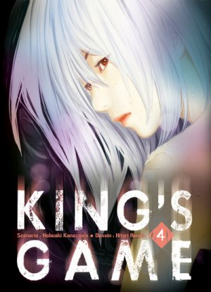 King's Game T3 - T4 - T5 de KANAZAWA Nobuaki
