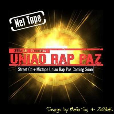 NET-TAPE UNIAO RAP PAZ by Zeblak