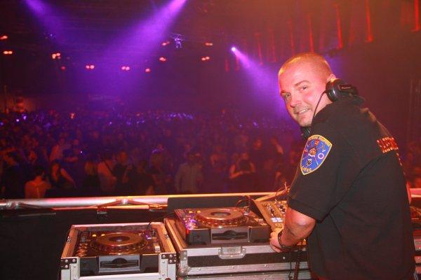 Soirée striptease des pompiers de Liège 05/11/2011