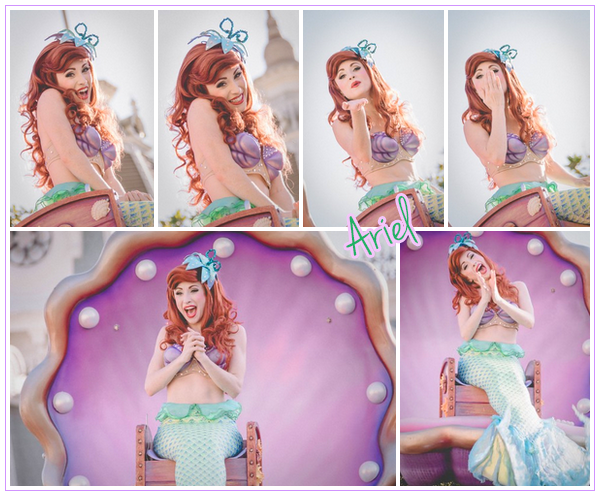 Ariel sur la Fastival of Fantasy - Magic Kingdom ● ● ● ● ● ● ● ● ● ● ● ● ● ● ● ● ● ● ● ● ● ● ● ● ● ● ● ● ● ● ● ● ● ● ● ●