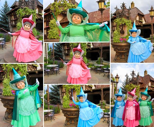 Pâquerette, Pimprenelle & Flora à Fantasyland - Disneyland Paris ● ● ● ● ● ● ● ● ● ● ● ● ● ● ● ● ● ● ● ● ● ● ● ● ● ● ● ● ● ● ● ● ● ● ● ●