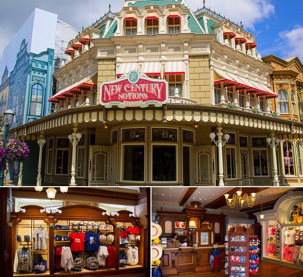 New Century Notions - Flora's Unique Boutique, Main Street USA - Disneyland Paris ● ● ● ● ● ● ● ● ● ● ● ● ● ● ● ● ● ● ● ● ● ● ● ● ● ● ● ● ● ● ● ● ● ● ● ●