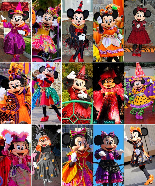 Minnie & ses tenues d'Halloween - Zoom sur... ● ● ● ● ● ● ● ● ● ● ● ● ● ● ● ● ● ● ● ● ● ● ● ● ● ● ● ● ● ● ● ● ● ● ● ●