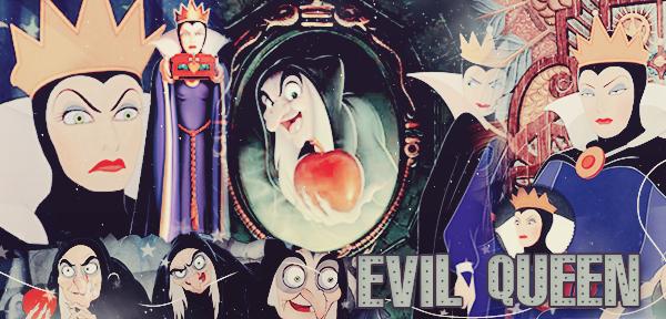 Evil Queen - Zoom sur ... ● ● ● ● ● ● ● ● ● ● ● ● ● ● ● ● ● ● ● ● ● ● ● ● ● ● ● ● ● ● ● ● ● ● ● ●
