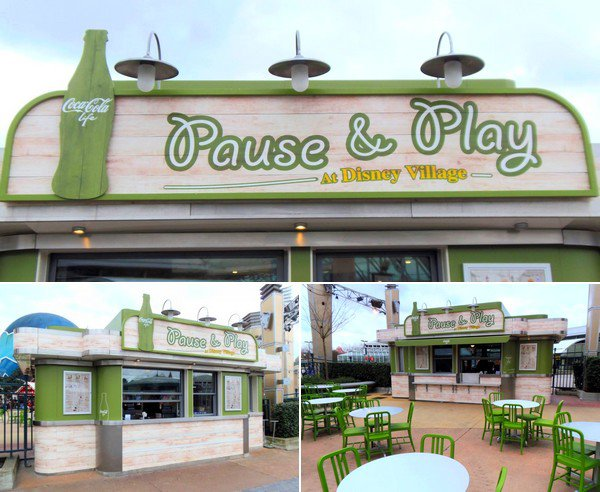 Pause & Play, Disney Village - Disneyland Paris ● ● ● ● ● ● ● ● ● ● ● ● ● ● ● ● ● ● ● ● ● ● ● ● ● ● ● ● ● ● ● ● ● ● ● ●