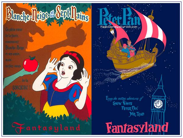 Blanche-Neige & les Sept Nains VS Peter Pan's Flight - Disneyland Paris ● ● ● ● ● ● ● ● ● ● ● ● ● ● ● ● ● ● ● ● ● ● ● ● ● ● ● ● ● ● ● ● ● ● ● ●