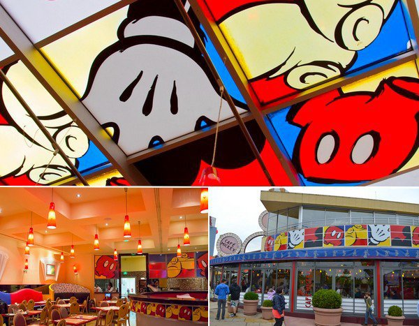 Café Mickey - Disneyland Paris ● ● ● ● ● ● ● ● ● ● ● ● ● ● ● ● ● ● ● ● ● ● ● ● ● ● ● ● ● ● ● ● ● ● ● ●