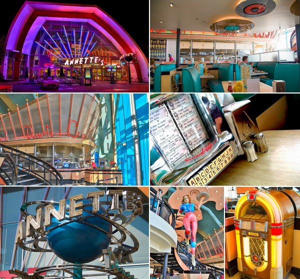 Annette's Diner, Disney Village - Disneyland Paris  ● ● ● ● ● ● ● ● ● ● ● ● ● ● ● ● ● ● ● ● ● ● ● ● ● ● ● ● ● ● ● ● ● ● ● ●