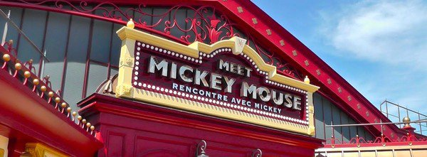 Meet Mickey Mouse - Disneyland Paris ● ● ● ● ● ● ● ● ● ● ● ● ● ● ● ● ● ● ● ● ● ● ● ● ● ● ● ● ● ● ● ● ● ● ● ●