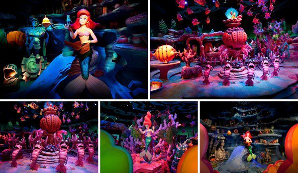 The Little Mermaid : Ariel's Undersea Adventure, Fantasyland - Magic Kingdom ● ● ● ● ● ● ● ● ● ● ● ● ● ● ● ● ● ● ● ● ● ● ● ● ● ● ● ● ● ● ● ● ● ● ● ●
